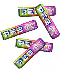 PEZ Recharge Fizzy Fruit x 100 pièces