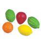 Sachet Fini Macedoine gum 100g x 12 pièces