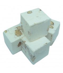 Nougat Gros Cube Blanc 3 kg