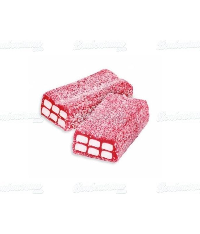 Sour Jelly Brick Strawberry x 250 units
