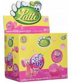 Roll'Up Tutti Frutti Lutti x 24 pcs