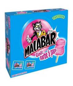 Malabar Barbe à Papa x 200 pcs