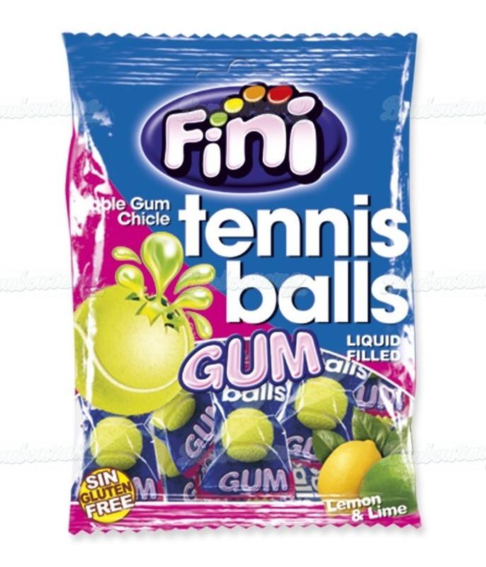 Sachet Fini Balle de Tennis 80 gr x 12 pièces