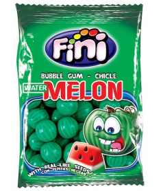 Fini Bag Watermelon Gum 100 gr x 12