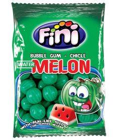 Sachet Fini Pasteque Gum 100g x 12 pièces