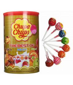 Chupa Chups Best Of x 150 pcs in Jar