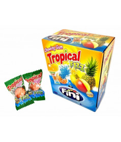 Fini Box Tropical Fizz Gum x 200 pcs