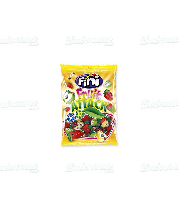 Sachet Fini Fruit Attack 100g x 12 pièces