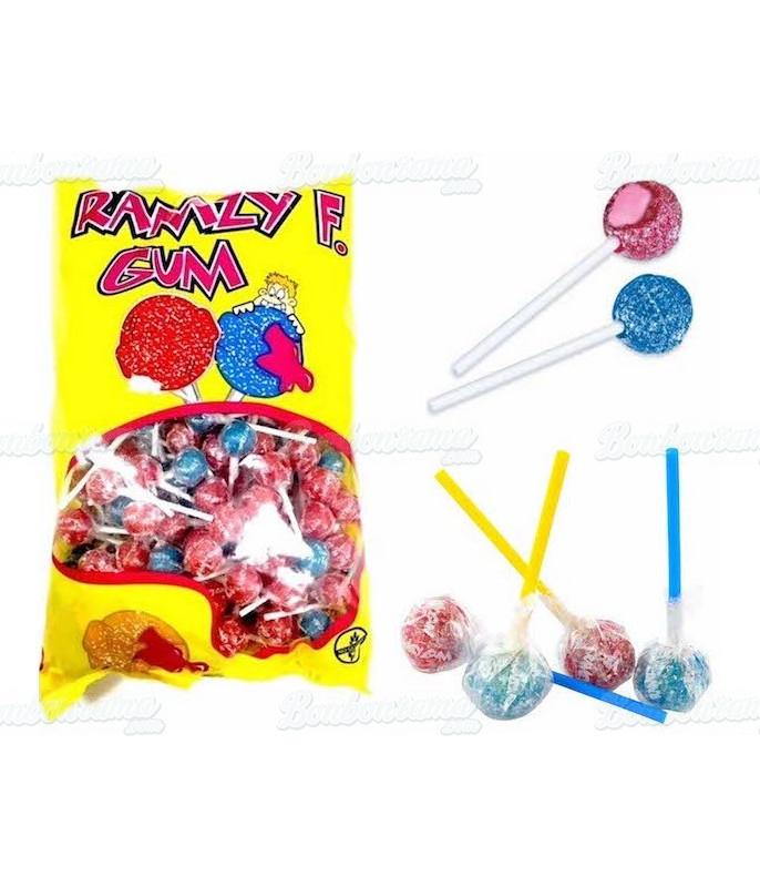 Ramzy Fizzy Cola Cerise x 200 pcs en SAC