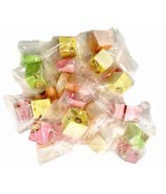Nougat Assortis Petit Cube Emballé 5kg