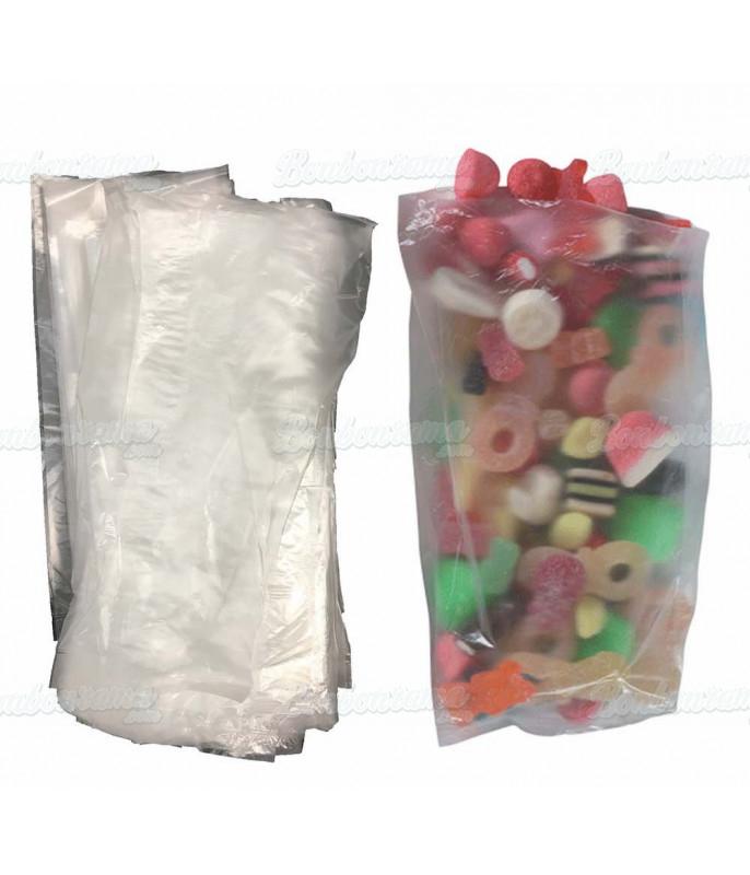 Sachet Confiserie plastique 22x17 cm