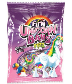 Fini Bag Unicorn Gum 80 gr x 12