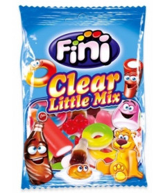 Sachet Fini Clear Little Mix 100g x 12 pièces