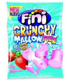 Sachet Fini Crunchy Mallow Fraise 80g x 12 pièces