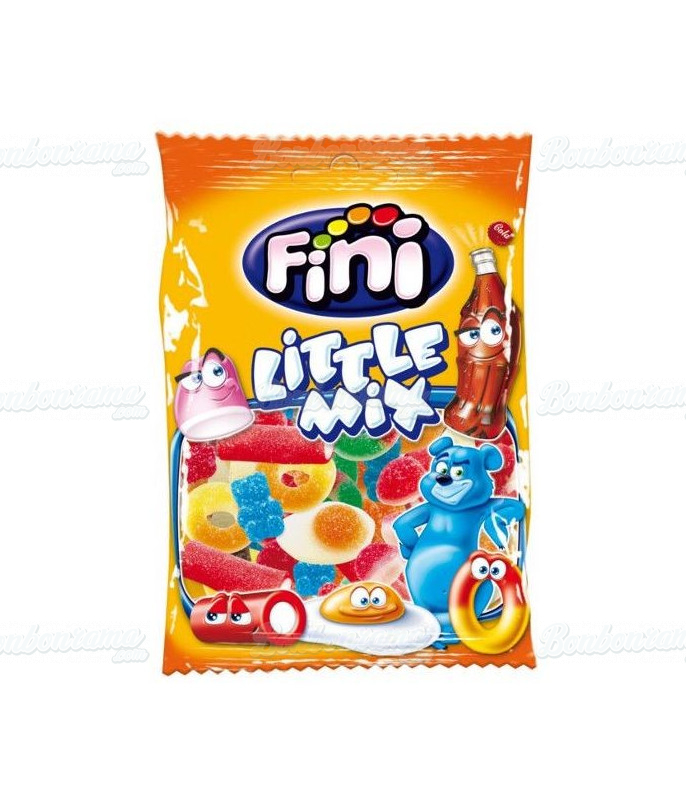 Sachet Fini Little Mix 100g x 12 pièces