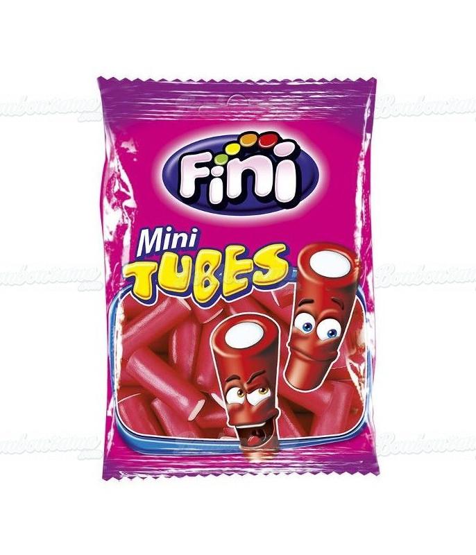 Sachet Fini Mini Tube Fraise 100g x 12 pièces