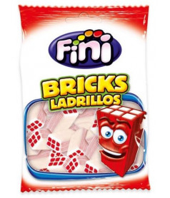 Fini Bag Strawberry Cream Brick 100 g x 12