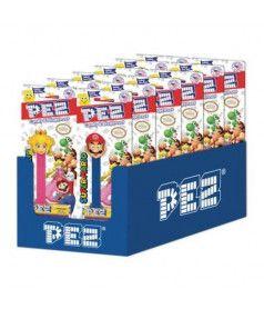 PEZ Nintendo Mario x 12