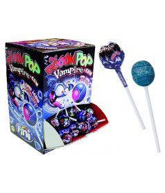 Lollipop Vampire Mouthpainter Fini x 100 pcs