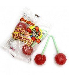 Double Lollipop Cherry x 100 pcs