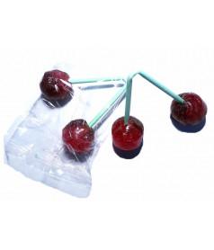 Double Lollipop Cola Cherry x 100 pcs