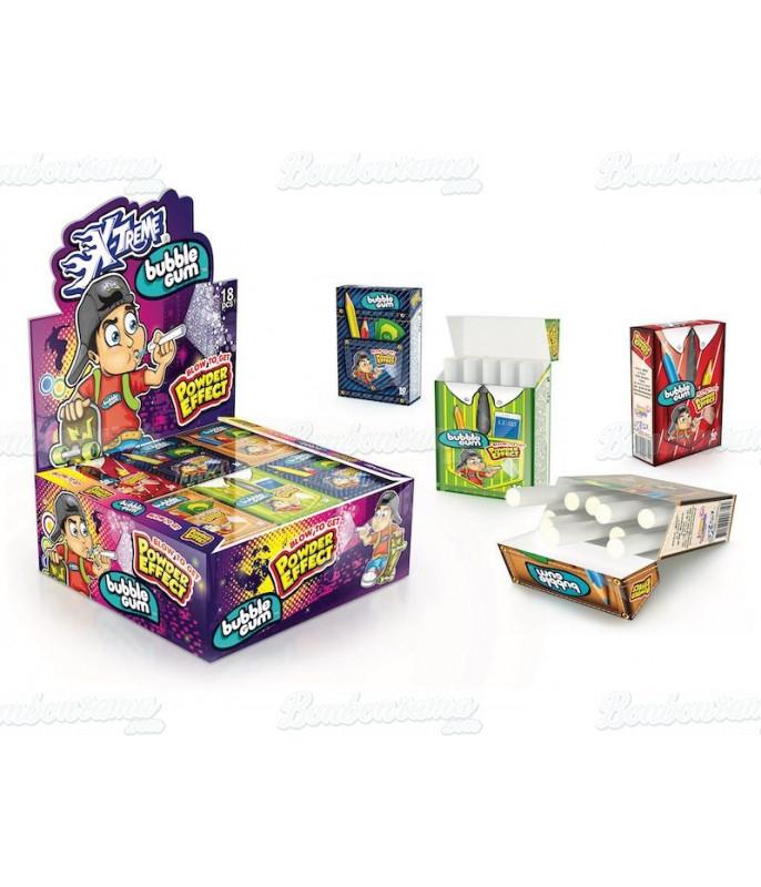 Bubble Gum Stick x 18 Cases