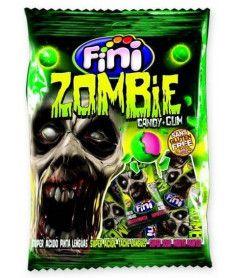 Sachet Fini Zombie Gum 80g x 12 pièces