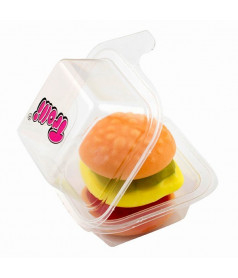 Mini Burger Trolli x 80 pcs