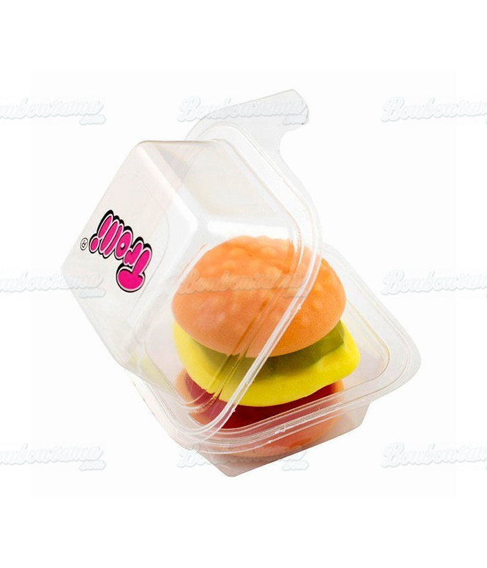Mini Burger x 80 pcs