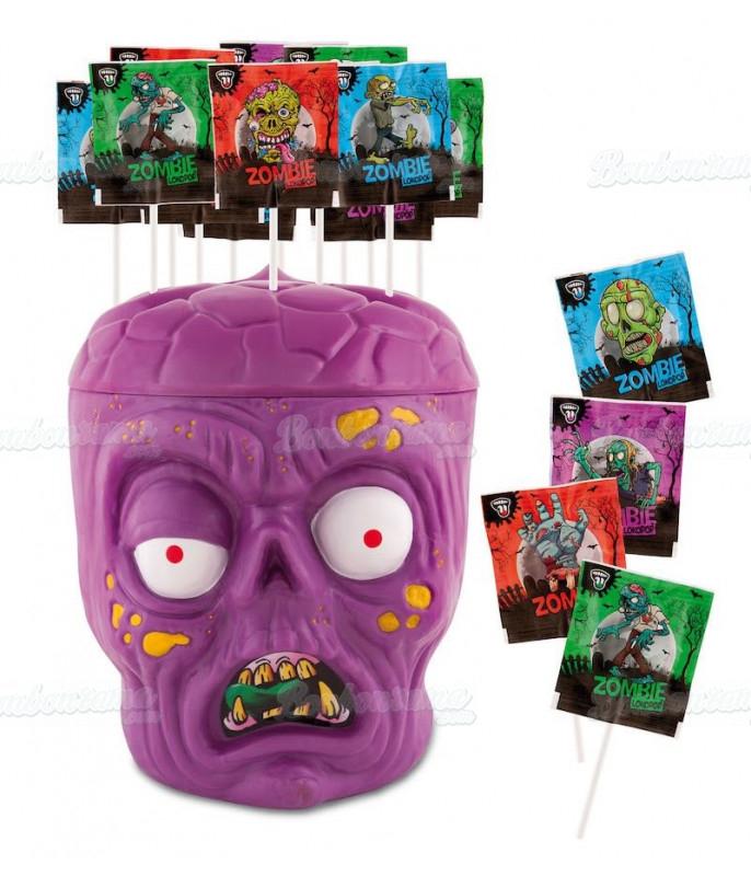 Zombie Pop Sucette x 100 pcs