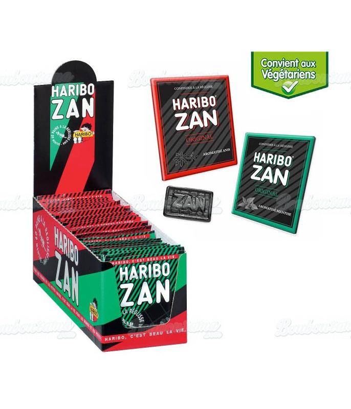 Pain ZAN Anis Menthe Haribo x 60 sachets
