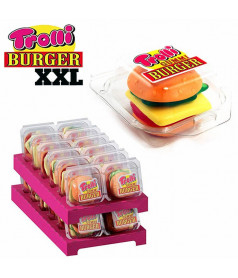 Maxi Burger Trolli 50 g x 24 pièces