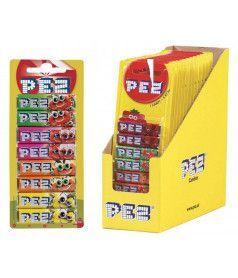 PEZ Blister 8 Pack Fruit x 12