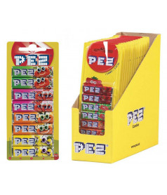 PEZ Recharge Fruit 12 blister x 8 pcs