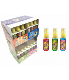 Pack Candy Spray 4 x 15 pcs