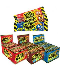 Pack Tête Brûlée Stick 3 x 150 pcs