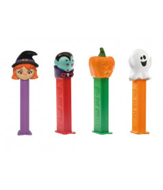 PEZ Halloween Blister x 24 pcs