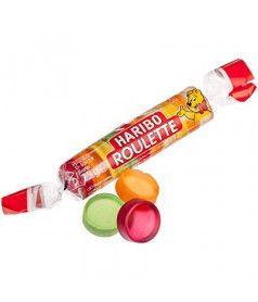 Roulette Fruit Haribo x 45 pcs
