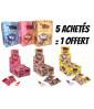 Pied & Poudre OFFRE 5 + 1 gratuit 40 sachets