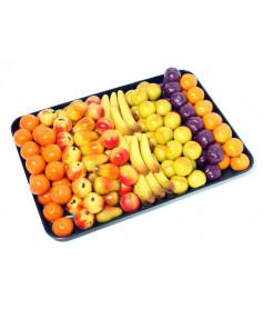 Fruits en Pâte d'Amande - Plateau 2 kg