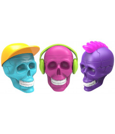 Skully Gum x 9 pcs