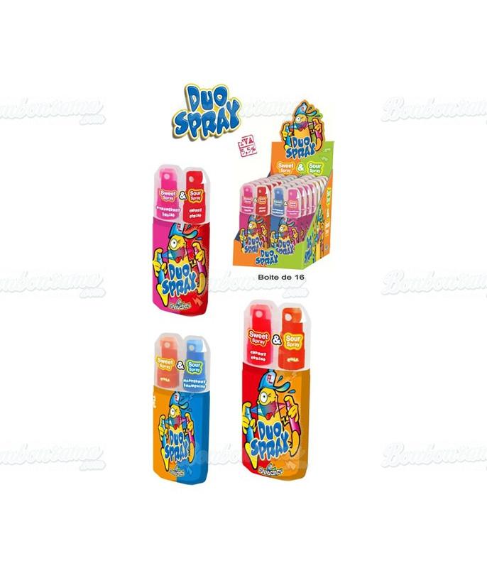 Duo Spray x16 pcs