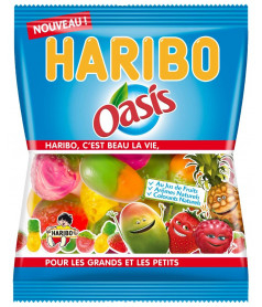 Haribo Bag Jelly Oasis 100 gr x 30