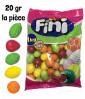 Giant Bubble Gum Fruit 1kg
