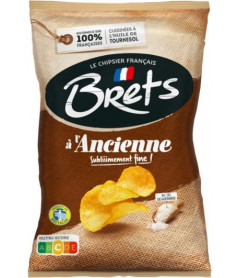 """Chips """"Old Fashioned"""" Brets 45 gr x 14"""
