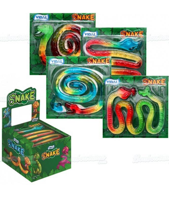 Snake Jelly Vidal x 11 pcs