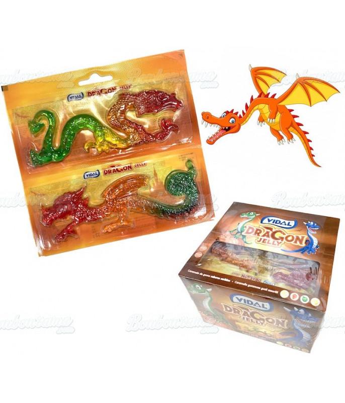 Dragon Jelly Vidal x 11 pcs