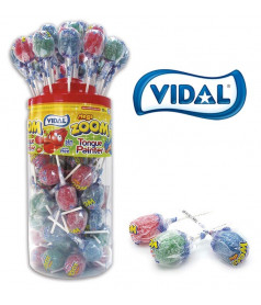 Lollipop XL Mega Zoom x 50 pcs