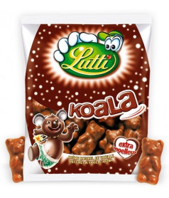 Lutti Bag Koala Milk 12 x 100 g