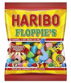 Haribo Bag Floppie's 120 gr x 30